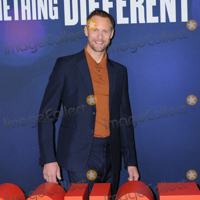 Alexander Skarsgard- Photo - Alexander Skarsgard at the New York Premiere of LONG SHOT at AMC Lincoln Square in New York New York USA 30 April 2019