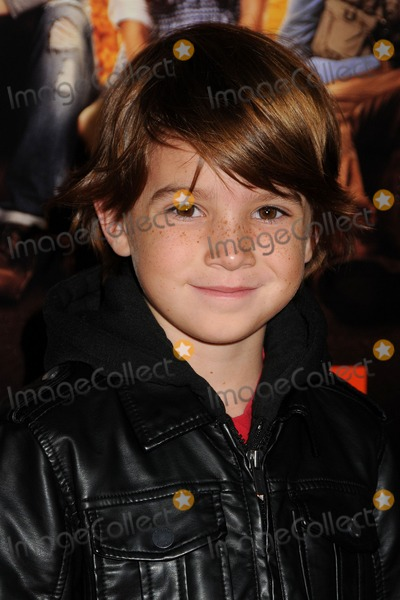 Aiden Lovekamp Photo - 25 October 2012 - Los Angeles California - Aiden Lovekamp Fun Size Los Angeles Premiere held at Paramount Studios Photo Credit Byron PurvisAdMedia