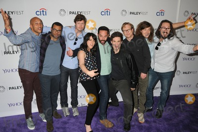 Abbi Jacobson Photo - 7 March 2015 - Hollywood California - Keegan-Michael Key Jordan Peele Anders Holm Abbi Jacobson Nick Kroll Adam DeVine Andy Daly Blake Anderson Kyle Newacheck PaleyFest 2015 - Salute To Comedy Central held at the Dolby Theatre Photo Credit Byron PurvisAdMedia