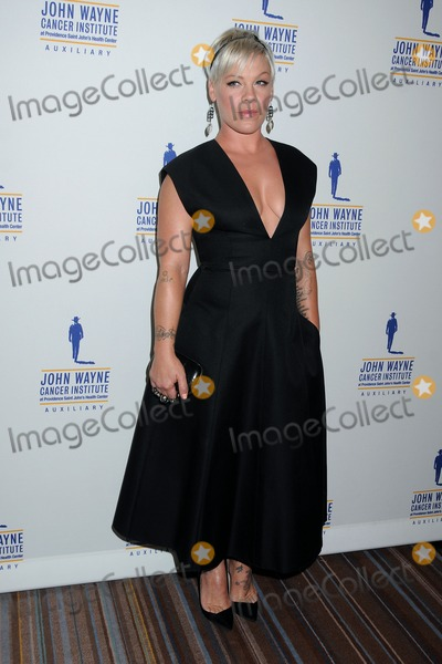 Alecia Moore Photo - 11 April 2015 - Beverly Hills California - Pink Alecia Moore 30th Annual Odyssey Ball held at the Beverly Wilshire Hotel Photo Credit Byron PurvisAdMedia
