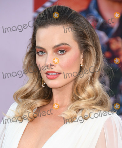 Margot Robbie Photo - 22 July 2019 - Hollywood California - Margot Robbie Once Upon A Time In Hollywood Los Angeles Premiere held at The TCL Chinese Theatre Photo Credit Birdie ThompsonAdMedia