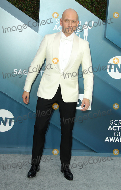 Anthony Carrigan Photo - 19 January 2020 - Los Angeles California - Anthony Carrigan 26th Annual Screen Actors Guild Awards held at The Shrine Auditorium Photo Credit AdMedia