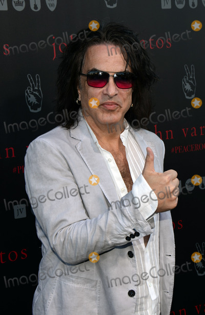Paul Stanley Photo - 21 September 2014 - Los Angeles California - Paul Stanley 2014 John Varvatos International Day of Peace Celebration held at John Varvatos Photo Credit Tonya WiseAdMedia