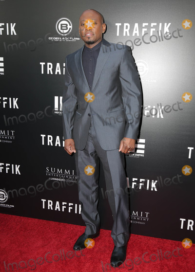 Omar Epps Photo - 19 April 2018 - Hollywood California - Omar Epps Premiere Of Codeblack Films Traffik held at ArcLight Hollywood Photo Credit PMAAdMedia
