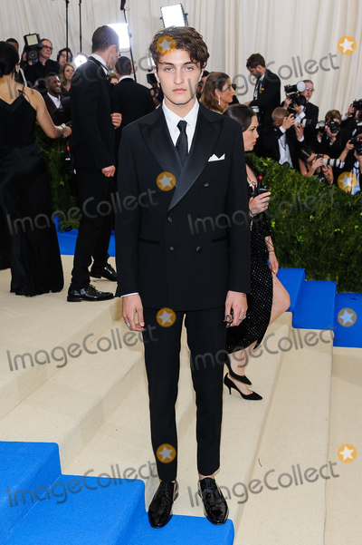 Anwar Hadid Photo - 01 May 2017 - Anwar Hadid 2017 Metropolitan Museum of Art Costume Institute Benefit Gala at The Metropolitan Museum of Art Photo Credit Christopher SmithAdMedia