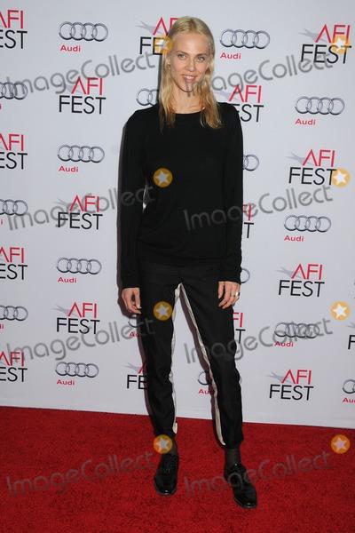 Aymeline Valade Photo - 11 November 2014 - Hollywood California - Aymeline Valade AFI FEST 2014 Screening of Saint Laurent held at the Dolby Theatre Photo Credit Byron PurvisAdMedia