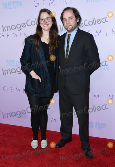 Aaron Katz Photo - 14 March 2018 - Los Angeles California - Aaron Katz NEONs Gemini Los Angeles Premiere held at Vista Theater Photo Credit Birdie ThompsonAdMedia