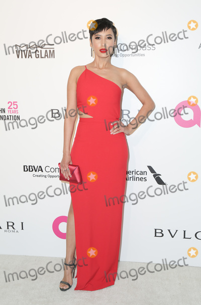Andy Allo Photo - 04 March 2018 - West Hollywood California - Andy Allo 26th Annual Elton John Academy Awards Viewing Party held at West Hollywood Park Photo Credit PMAAdMedia