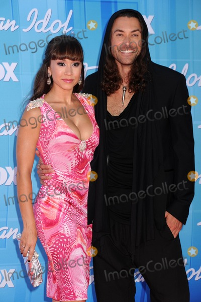 Ace Young Photo - 23 May 2012 - Los Angeles California - Diana DeGarmo Ace Young American Idol Season 11 Finale - Arrivals held at Nokia Theatre LA Live Photo Credit Byron PurvisAdMedia
