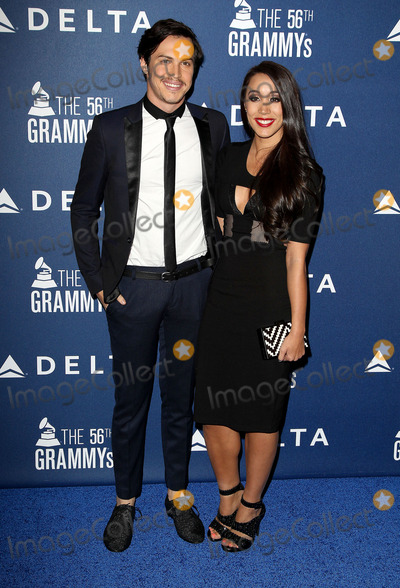 Alex Kinsey Photo - 23 January 2014 - West Hollywood California - Alex Kinsey Sierra Deaton Delta Air Lines Toasts 2014 GRAMMY Weekend With Lorde held at the Soho House Photo Credit Kevan BrooksAdMedia