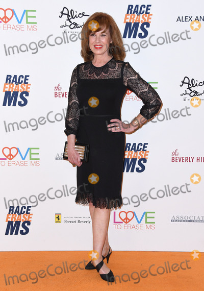 Lee Purcell Photo - 20 April 2018 -  Beverly Hills California - Lee Purcell 25th Annual Race To Erase MS Gala held at Beverly Hilton Hotel Photo Credit Birdie ThompsonAdMedia