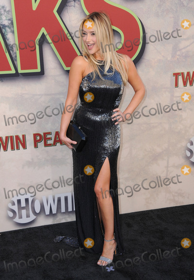 Amy Shiels Photo - 19 May 2017 - Los Angeles California - Amy Shiels Premiere Of Showtimes Twin Peaks held at Theater at The Ace Hotel in Los Angeles Photo Credit Birdie ThompsonAdMedia