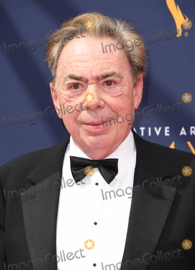 Andrew Lloyd Webber Photo - 09 September 2018 - Los Angeles California - Andrew Lloyd Webber 2018 Creative Arts Emmy Awards - Arrivals held at Microsoft Theater Photo Credit Birdie ThompsonAdMedia