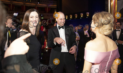 Amanda Berrie Photo - 02022020 - Amanda Berry Prince William Duke of Cambridge and Renee Zellweger at the EE BAFTA British Academy Film Awards 2020 held at the Royal Albert Hall in London Also pictured Dennis Gassner Pippa Harris Photo Credit ALPRAdMedia