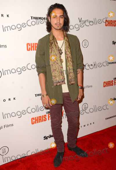 Chris Farley Photo - 29 July 2015 - Hollywood California - Avan Jogia Arrivals for Network Entertainment Virgil Films and Spike TVs Los Angeles Premiere of I Am Chris Farley  held at The Linwood Dunn Academy Theater Photo Credit Birdie ThompsonAdMedia
