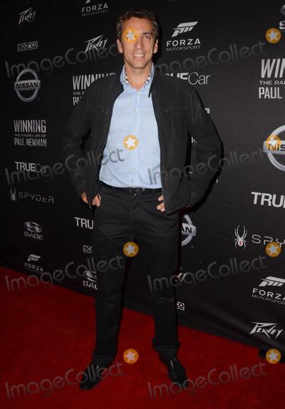 Justin Wilson Photo - 16 April 2015 - Hollywood California - Justin Wilson Los Angeles premiere of Winning The Racing Life of Paul Newman held at El Capitan Theater Photo Credit Birdie ThompsonAdMedia