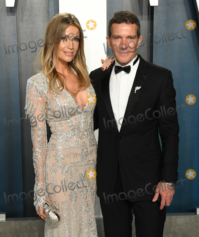 Antonio Banderas Photo - 09 February 2020 - Los Angeles California -  2020 Vanity Fair Oscar Party following the 92nd Academy Awards held at the Wallis Annenberg Center for the Performing Arts Photo Credit Birdie ThompsonAdMedia