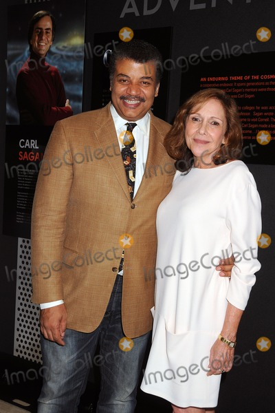 Ann Druyan Photo - 3 August 2014 - Beverly Hills California - Neil DeGrasse Tyson Ann Druyan Cosmos A Spacetime Odyssey Screening and QA Panel held at The Paley Center For Media Photo Credit Byron PurvisAdMedia