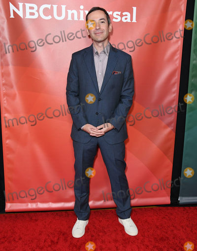 Andy Greenwald Photo - 11 January 2020 - Pasadena California - Andy Greenwald NBCUniversal Winter Press Tour 2020 held at Langham Huntington Hotel Photo Credit Birdie ThompsonAdMedia