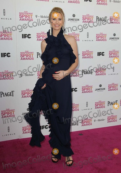 Jennifer Siebel Photo - 23 February 2013 - Santa Monica California - Jennifer Siebel 2013 Film Independent Spirit Awards - Arrivals  Held At Santa Monica Beach Photo Credit Faye SadouAdMedia