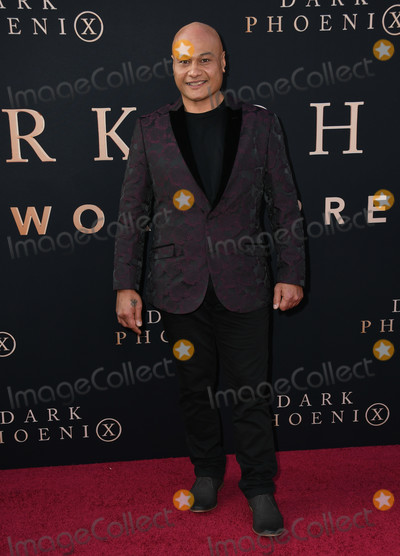Andrew Stehlin Photo - 04 June 2019 - Hollywood California - Andrew Stehlin Dark Phoenix Los Angeles Premiere held at TCL Chinese Theatre Photo Credit Birdie ThompsonAdMedia