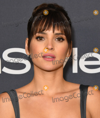 Adria Arjona Photo - 05 January 2020 - Beverly Hills California - Adria Arjona 21st Annual InStyle and Warner Bros Golden Globes After Party held at Beverly Hilton Hotel Photo Credit Birdie ThompsonAdMedia