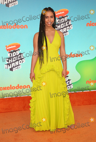 Asia Monet Photo - 23 March 2019 - Los Angeles California - Asia Monet Ray 2019 Nickelodeon Kids Choice Awards held at The USC Galen Center Photo Credit Faye SadouAdMedia