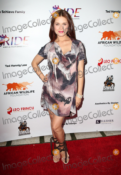 Anna Trebunskaya Photo - 23 July 2017 - Hollywood California - Anna Trebunskaya Ride Foundation Inaugural Gala - Dance For Africa Photo Credit F SadouAdMedia