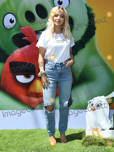 Angry Birds Photo - 10 August 2019 - Westwood California - Dove Cameron Sonys The Angry Birds Movie 2 Los Angeles Premiere held at Regency Village Theater Photo Credit Birdie ThompsonAdMedia