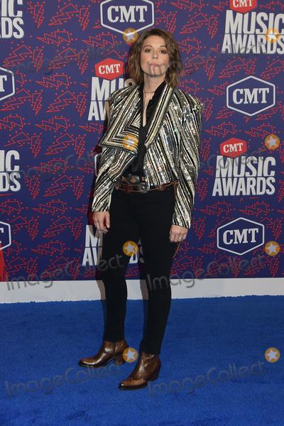 Brandi Carlile Photo - 05 June 2019 - Nashville Tennessee - Brandi Carlile 2019 CMT Music Awards held at Bridgestone Arena Photo Credit Dara-Michelle FarrAdMedia