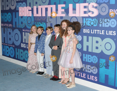 Chloe Coleman Photo - 29 May 2019 - New York New York - Ivy George Cameron Crovetti Nicholas Crovetti Iain Armitage Darby Camp and Chloe Coleman at the BIG LITTLE LIES Season 2 HBO Red Carpet Premiere at the Jazz at Lincoln Center Photo Credit LJ FotosAdMedia