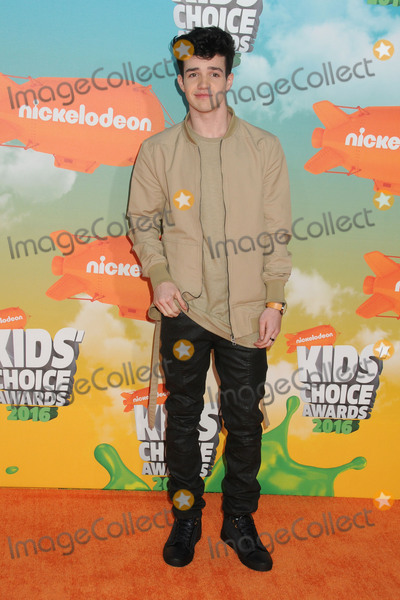 Aaron Carpenter Photo - 12 March 2016 - Inglewood California - Aaron Carpenter 2016 Nickelodeon Kids Choice Awards held at The Forum Photo Credit Byron PurvisAdMedia