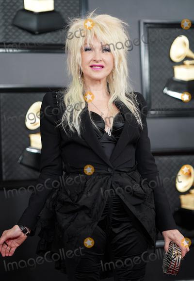 Cyndi Lauper Photo - 26 January 2020 - Los Angeles California - Cyndi Lauper 62nd Annual GRAMMY Awards held at Staples Center Photo Credit AdMedia