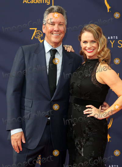 Andrea Barber Photo - 08 September 2018 - Los Angeles California - Andrea Barber 2018 Creative Arts Emmys Awards held at Microsoft Theater Photo Credit F SadouAdMedia
