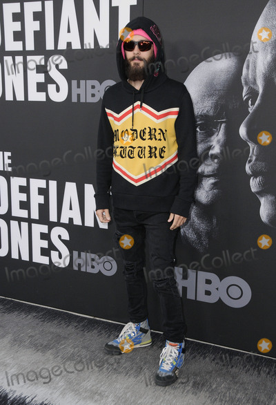 Jared Leto Photo - 22 June 2017 - Hollywood California - Jared Leto HBOs The Defiant Ones Los Angeles premiere held at Paramount Theater in Hollywood Photo Credit Birdie ThompsonAdMedia