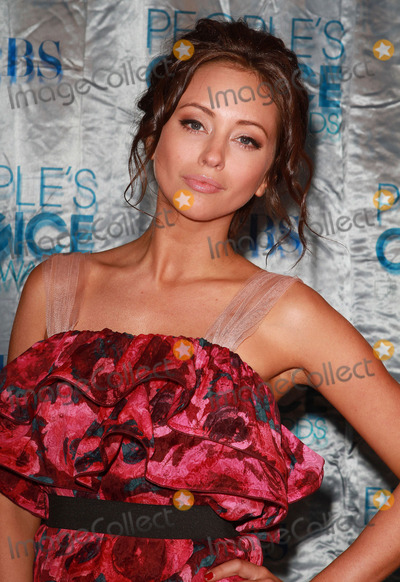 Nicole Dabeau Photo - 05 January 2011 - Los Angeles California - Nicole Dabeau 2011 Peoples Choice Awards held at Nokia Theatre LA Live Photo Kevan BrooksAdMedia