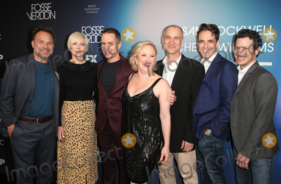 Sam Rockwell Photo - 30 May 2019 - West Hollywood California - Norbert Leo Butz Michelle Williams Sam Rockwell Nicole Fosse Joel Fields Steven Levenson Thomas Kail FYC Event For FXs FosseVerdon held at The Samuel Goldwyn Theater Photo Credit Faye SadouAdMedia