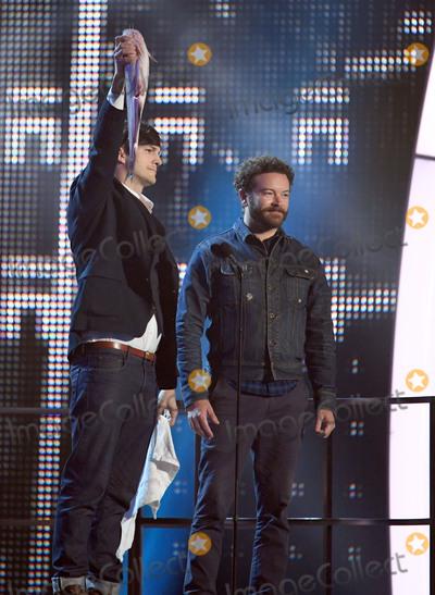 Danny Masterson Photo - 07 June 2017 - Nashville Tennessee -  Ashton Kutcher Danny Masterson 2017 CMT Music Awards held at Music City Center Photo Credit Laura FarrAdMedia