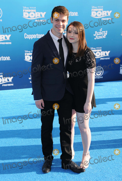 Alexander Gould Photo - 08 June 2016 - Hollywood Alexander Gould Arrivals for the  World Premiere Of Disney-Pixars Finding Dory held at the El Capitan Theater Photo Credit Birdie ThompsonAdMedia
