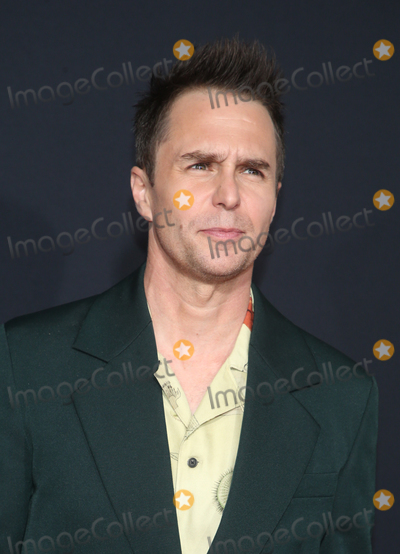 Sam Rockwell Photo - LOS ANGELES CA - OCTOBER 15 Sam Rockwell at Premiere Of Fox Searchlights Jojo Rabbit at Post 43  in Los Angeles California on October 15 2019 Credit Faye SadouMediaPunch