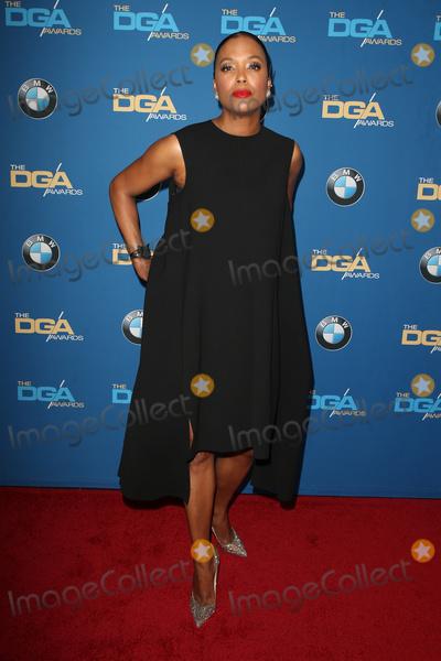 Aisha Tyler Photo - 03 February 2018 - Beverly Hills California - Aisha Tyler 70th Annual Directors Guild Of America Awards held at the Beverly Hilton Photo Credit F SadouAdMedia