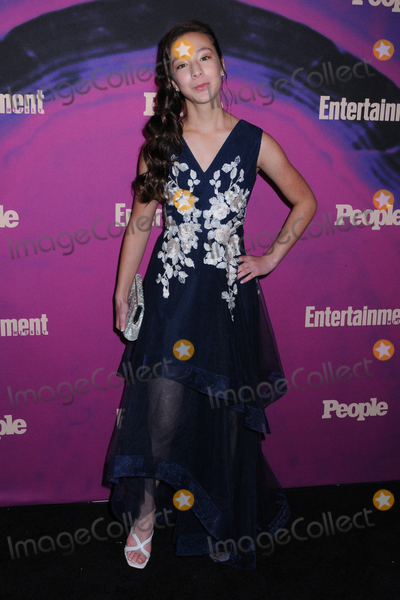 Aubrey Anderson-Emmons Photo - 13 May 2019 - New York New York - Aubrey Anderson-Emmons at the Entertainment Weekly  People New York Upfronts Celebration at Union Park in Flat Iron Photo Credit LJ FotosAdMedia