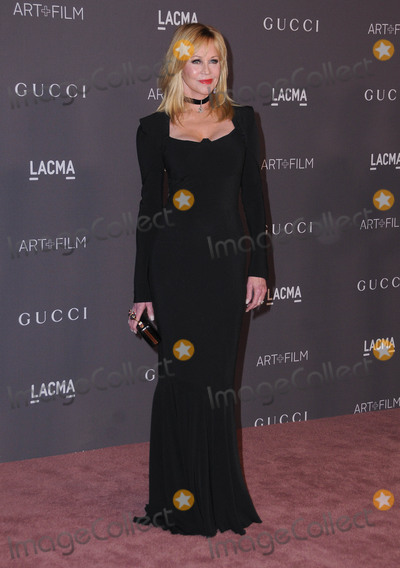 Melanie Griffith Photo - 04 November  2017 - Los Angeles California - Melanie Griffith 2017 LACMA ArtFilm Gala held at LACMA in Los Angeles Photo Credit Birdie ThompsonAdMedia