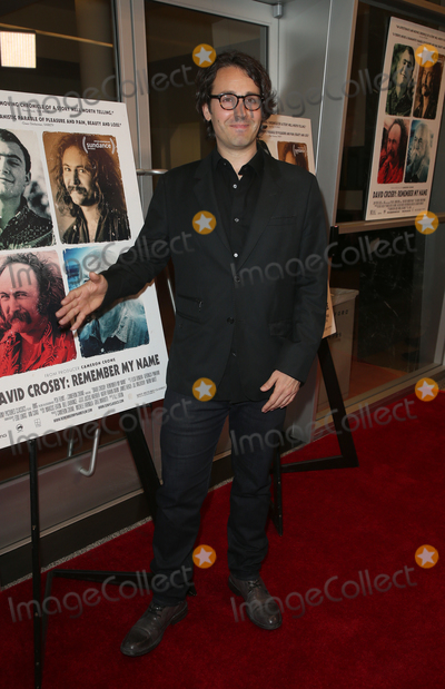 AJ Eaton Photo - 18 July 2019 - Los Angeles California - AJ Eaton David Crosby Remember My Name Film Premiere held at Linwood Dunn Theater Photo Credit Faye SadouAdMedia