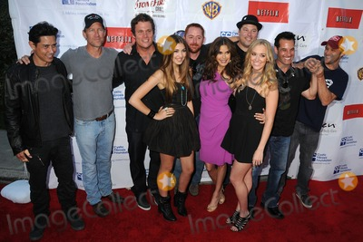 Anthony Ruivivar Photo - 21 April 2012 - Universal City California - Anthony Ruivivar James Denton Bob Guiney Emerson Rose Tenney Scott Grimes Teri Hatcher Greg Grunberg Andrea Bowen Adrian Pasdar Jesse Spencer Desperate Housewives Wisteria Lane Block Party held at Universal Studios Backlot Photo Credit Byron PurvisAdMedia