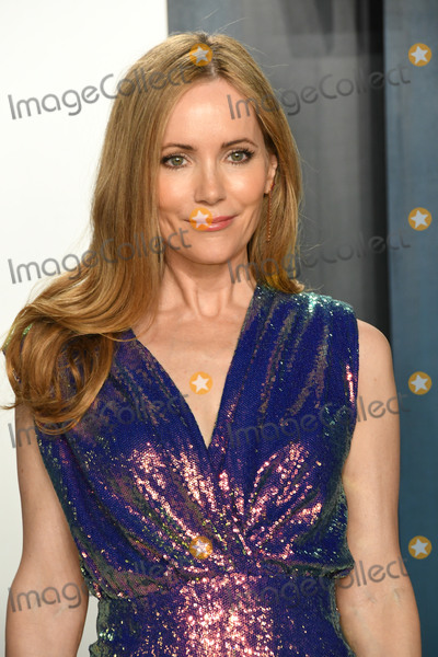 Leslie Mann Photo - 09 February 2020 - Los Angeles California -  Leslie Mann 2020 Vanity Fair Oscar Party following the 92nd Academy Awards held at the Wallis Annenberg Center for the Performing Arts Photo Credit Birdie ThompsonAdMedia