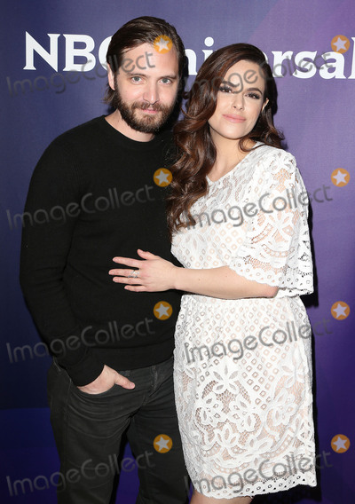Aaron Stanford Photo - 01 April 2016 - Westlake Village California - Aaron Stanford Emily Hampshire 2016 NBCUniversal Summer Press Day held at Four Seasons Hotel Westlake Village Photo Credit SammiAdMedia