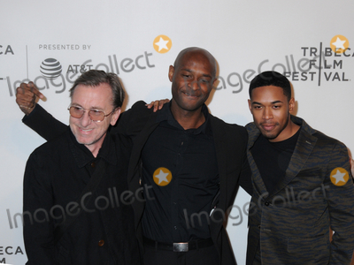 Tim Roth Photo - Tim Roth Julius Onah and Kelvin Harrison Jr at the 2019 Tribeca Film Festivals Film  Talk Luce at the Stella Artois Theatre at BMCC-CUNY in Tribeca in New York New York USA 28 April 2019