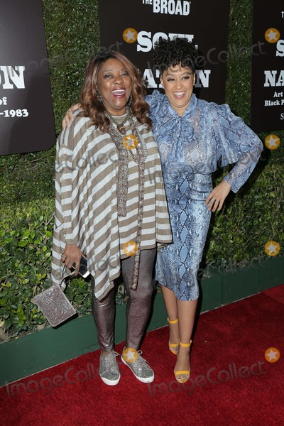 Loretta Devine Photo - 22 March 2019 - Los Angeles California - Tia Mowry Loretta Devine  Opening of Soul Of A Nation Art in the Age of Black Power 1963-1983 Art Exhibition held at The Broad Museum  Photo Credit PMAAdMedia