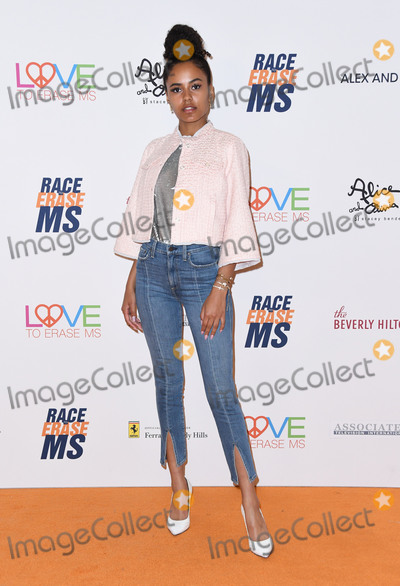 Ava Dash Photo - 20 April 2018 -  Beverly Hills California - Ava Dash 25th Annual Race To Erase MS Gala held at Beverly Hilton Hotel Photo Credit Birdie ThompsonAdMedia